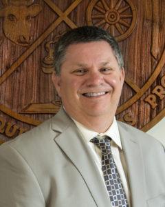 Chuck Banner, Director of Finance