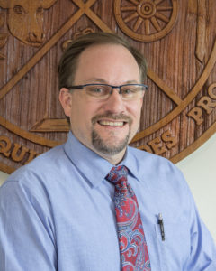 Floyd Bailey, Director of Information Technology