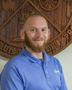 Jason Boswell, Code Compliance Officer