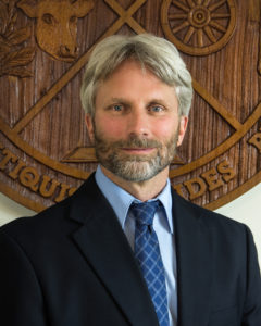 John Dew, Director of Public Works