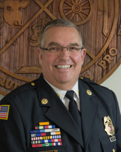John McCormick, Fire Department Chief