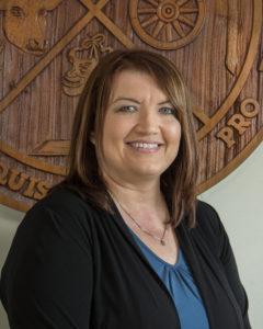 Sarita Moore, Director of Wastewater Operations